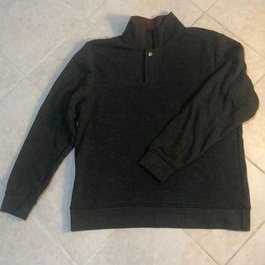 Orvis 1/4 Zip Sweatshirt, L